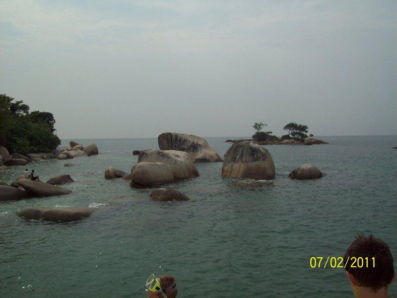 Views Around the Island - Cherating, Malaysia