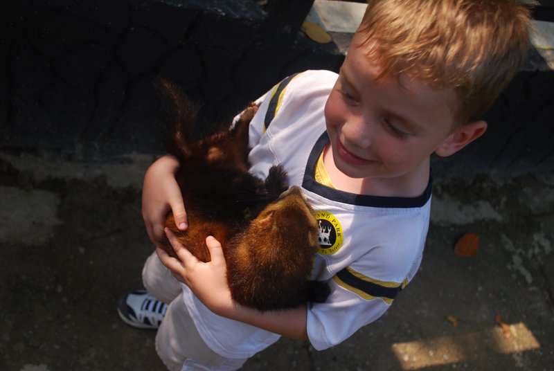 Ridgley and the Ferret