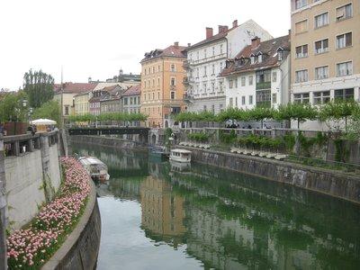 Beautiful Ljubljana
