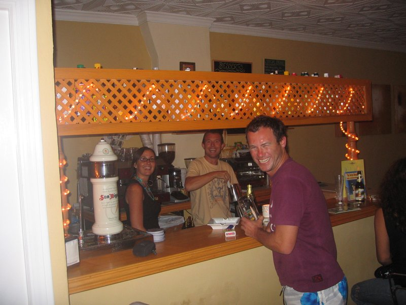 Bar Uno (Chez Whitley & Shelby's)