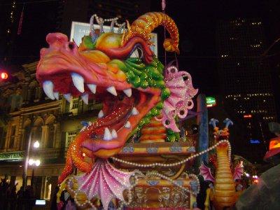Dragon Float