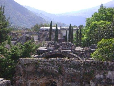 old Monastery ruins