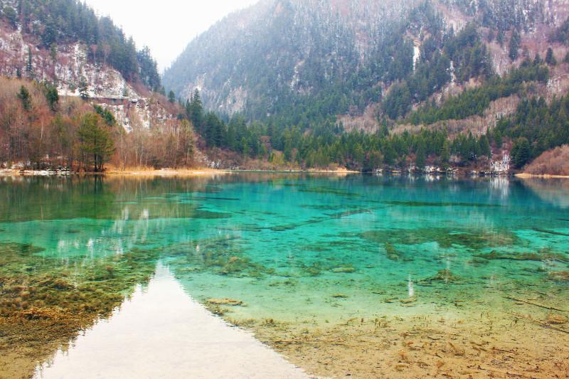 Five Colored Lake