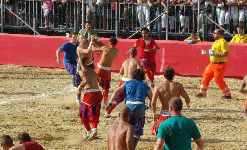 Calcio Storico (Historic Game) Florence