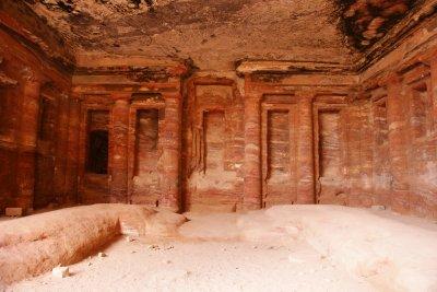 Inside the Garden Temple