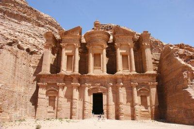 The Monastry Ed-Deir