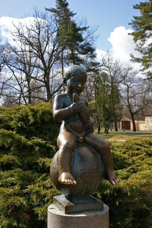 The legendary fertility symbol František