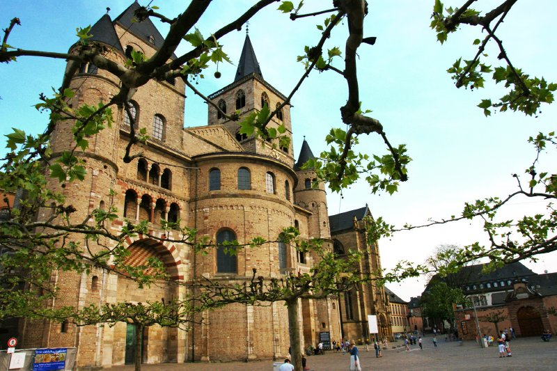 Dome in Trier, Germany