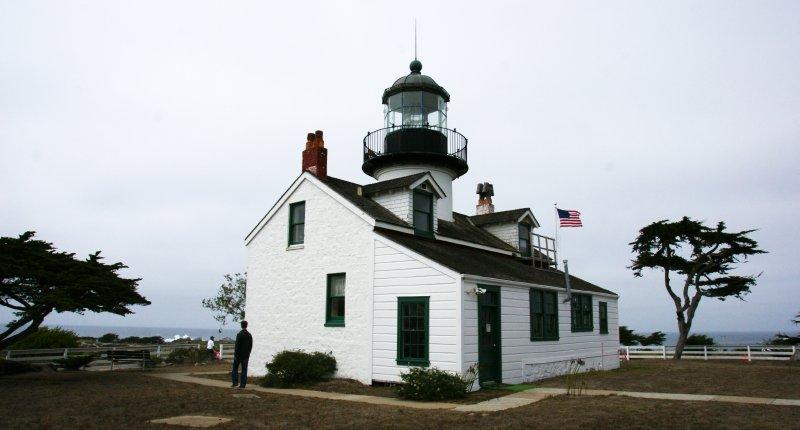 Monterey Lighthouse