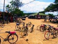 Village in North Tanzania, Africa