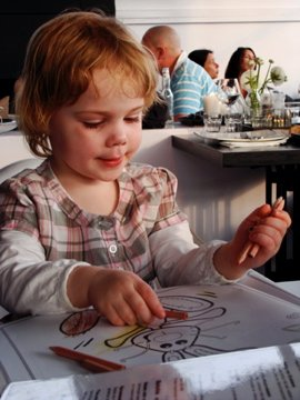 Malia drawing