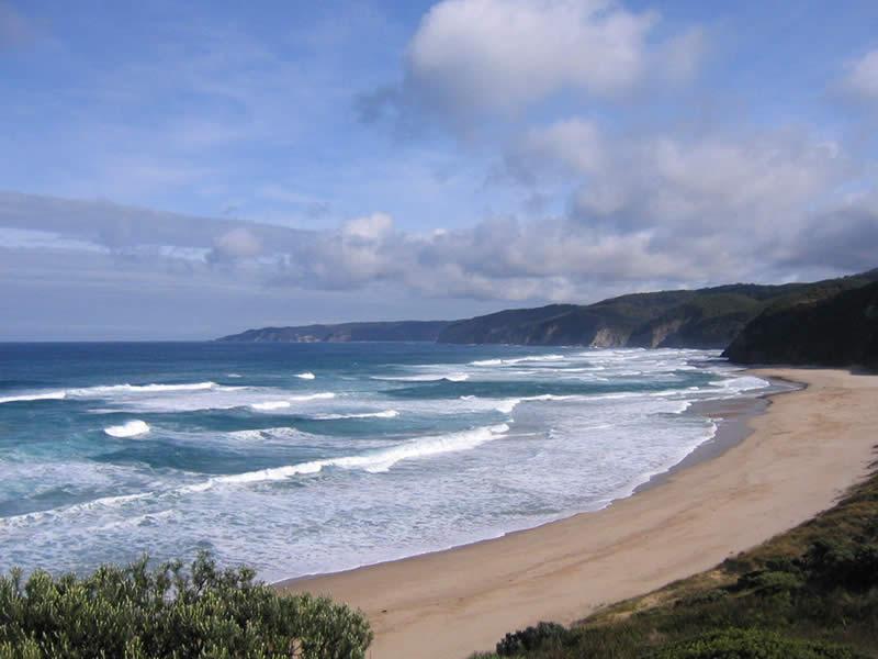 Johanna coast