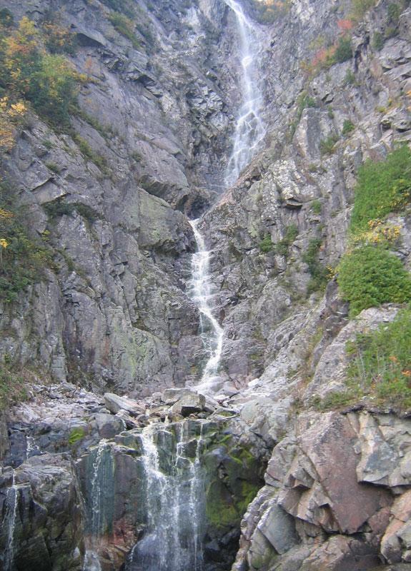 Pissing Caribou Falls
