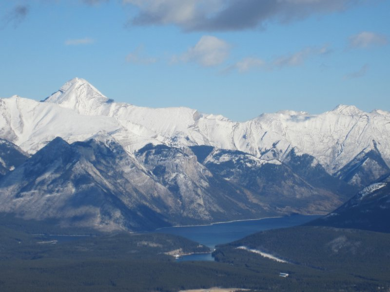 Gorgeous views of the Rockies
