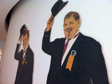 Laurel & Hardy, Paley Center Museum