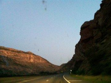 Colorado and sunrise