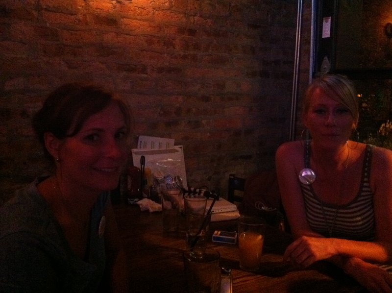 Abby and Amanda