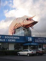 The Big Prawn...can you see a theme developing?