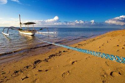 Balinese long boat