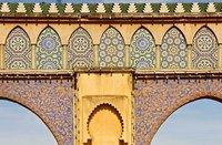 Gateway in Meknes