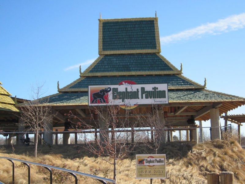 Elephant Pavilion