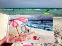 Shannon's Watercolor
