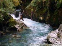 National Park Puyehue