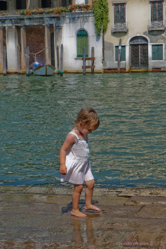 Playing in High Tide
