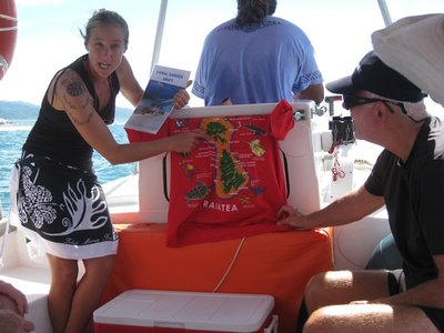 5-26 (37) Float Snorkeling tour boat