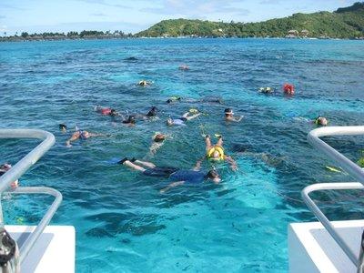 5-27 (9) Bora Bora Snorkeling