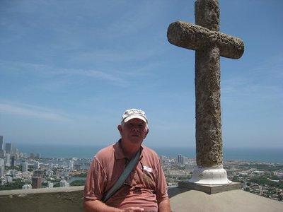 6-27 (32) Roger at La Popa