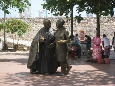 6-27 (61) San Pedro Claver, defender of the slaves