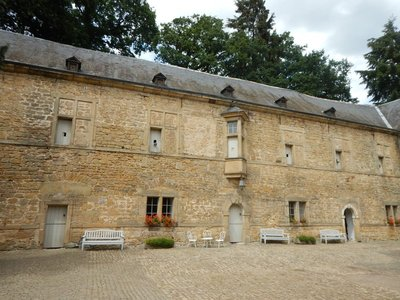 The Renaissance Castle was occupied as a private residence until 2012 when the last governess of the castle died at the age of 97