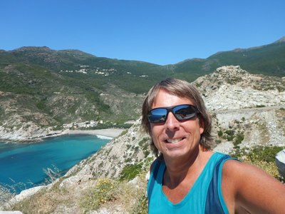 Stunning beaches dotted the west side of the Cap Corse peninsula while the east side was very rocky with few beaches