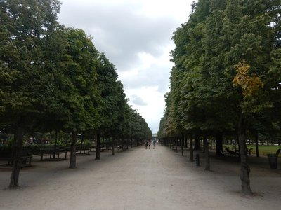 The Tuileries Garden stretches from the Louvre to the Place de la Concorde; it was created in 1564 by Catherine de Medici and opened to the public in 1667