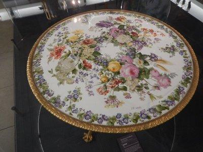 Sevres, Porcelain Table, 1850