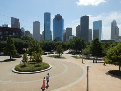 The 4th most populous city in the country, Houston had 2.3 million residents in 2020 with the metro area having 7.1 million people (5th highest); it is the largest city in the US by total area, whose government is not consolidated with a county or borough