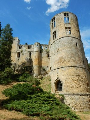 The small country of Luxembourg has more than 100 castles with Beaufort being the third oldest!; some are now privately owned while others are public buildings
