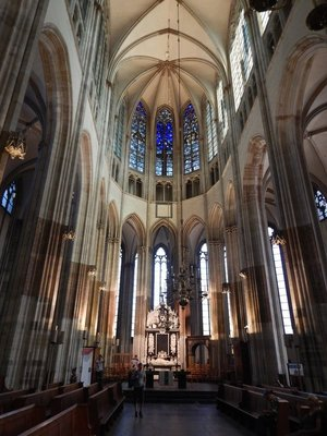 St. Martin's Cathedral is the country's only pre-Reformation cathedral, but has been a Protestant church since 1580; Utrecht has always been considered the religious center of the Netherlands