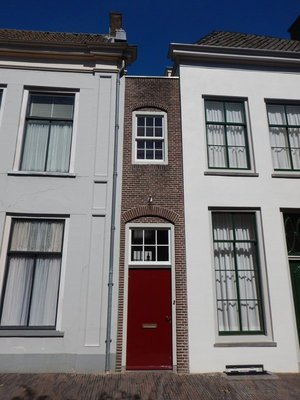 Dutch real estate is very expensive, especially in city centers, but maybe I could squeeze into this narrow townhouse; despite lots of new construction, home prices here have climbed quickly since the bottom of the financial crisis