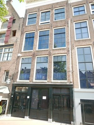 I've visited the Anne Frank House many times so I skipped it on this trip but it always evokes strong images of what life was like here during World War 2