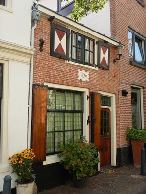 When Amsterdam became the major trading city in the country Haarlem became a quiet bedroom community, and for this reason Haarlem still has many of its medieval buildings intact