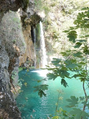 Plitvice National Park is one of my all-time favorite places!; it is so pristine and unlike any other place in the world; no swimming is allowed in the lakes as they try to minimize pollution