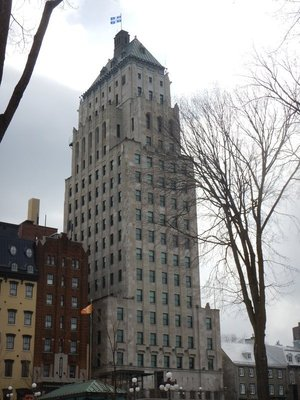 Styled after the Empire State Building, the Edifice Price was the city's first skyscraper when it was completed in 1929