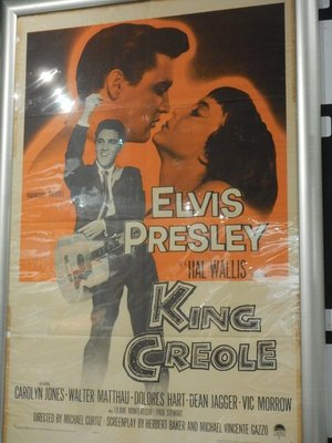 Elvis said his role in King Creole was his favorite; the film was a critical and commercial success with the soundtrack including the number one hit, Hard Headed Woman