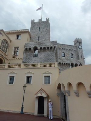 Since the end of the 13th century, the Prince's Palace has been the stronghold of the Grimaldi family which leads Monaco