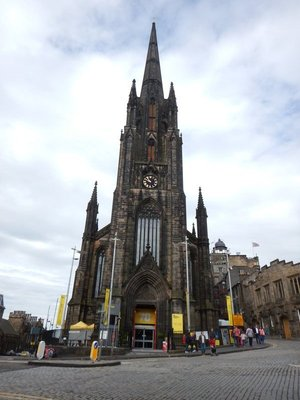 1844 Tolbooth Church is now home to the Edinburgh Arts Festival; 2015-2.3 million tickets for 50,000 performances over 25 days