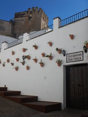 Arcos is considered one of the most beautiful towns in Spain but can easily be seen in a couple of hours