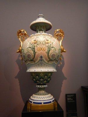 Sevres, Rimini Vase, 1865