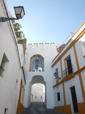 We took a nice (for some) day trip to Gibraltar from Arcos